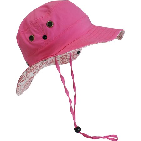 - Turtle Fur Women's Bonnie Reversible Lightweight Boonie Sun Hat