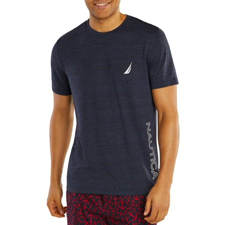 Logo Short-Sleeve Jersey Tee - Nautica Mens Suits