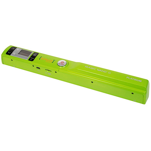 Vupoint PDS-ST442GA-VP Magic Wand III Portable Scanner (G...