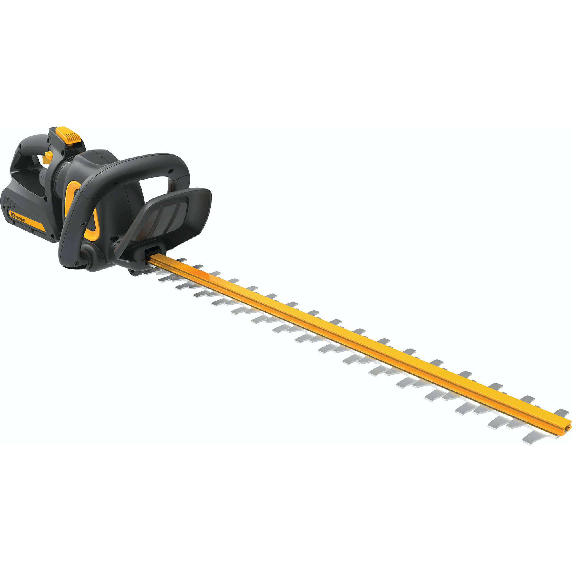 "Poulan Pro 40-Volt Lithium-ion Rechargeable Battery 24"" Hedge Trimmer"