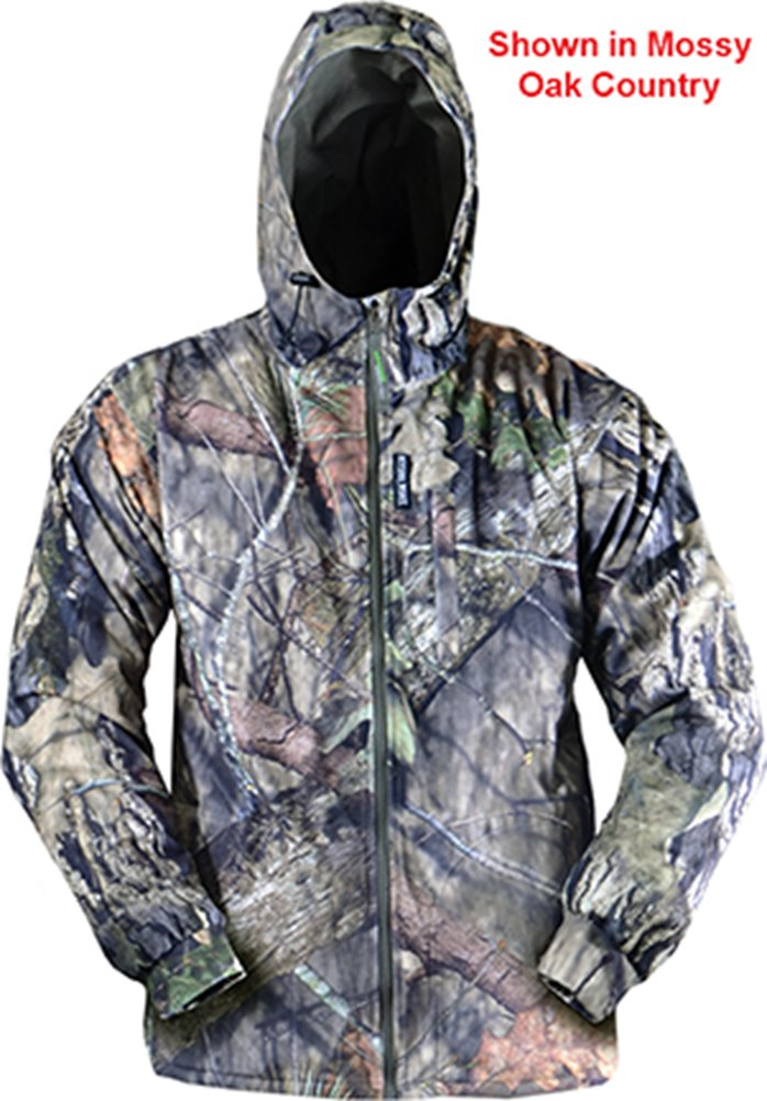Rivers West Adirondack Jacket Midweight Fleece Realtree Xtra Camo Large by RIVERS WEST APPAREL INC