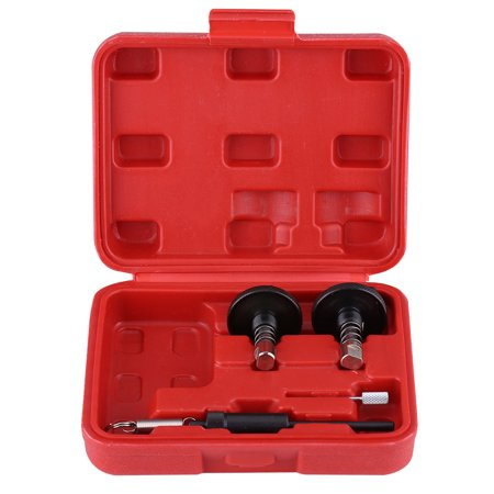 HERCHR Timing Tool Kit, 4pcs Diesel Engine Timing Locking Tool Kit for Alfa Romeo Fiat Ford Lancia Suzuki Opel, Engine Timing