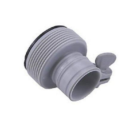 Intex Adapter B for Filter Pump & Saltwater Conversion Kit (Pump Head Conversion)