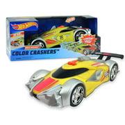 Hot Wheels Color Crashers Asst., Mach Speeder, Ages 3+