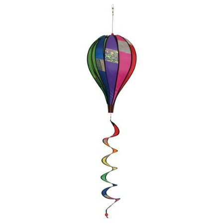 In the Breeze 10-Panel Sparkle Hot Air Balloon Crystal Hot Air Balloon