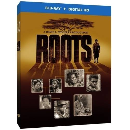 Roots: The Complete Original Series (Blu-ray   Digital HD With UltraViolet   Book)