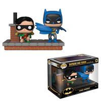 Funko POP! Comic Moment: Batman 80th - 1964 New Look Batman and Robin