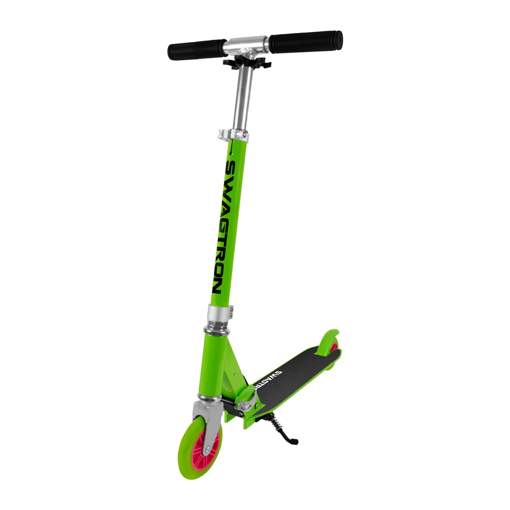 Swagtron K1 Girl or Boy Kick Scooter for Kids and Teens Adjusts from 40 to 72 inches by SWAGTRON