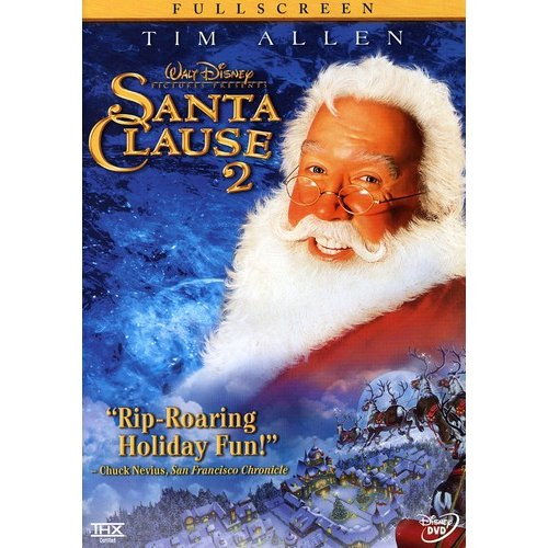 The Santa Clause 2: The Mrs. Clause (Full Frame)