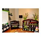 Happy Chic Baby By Jonathan Adler Party Whale 4 Piece Crib