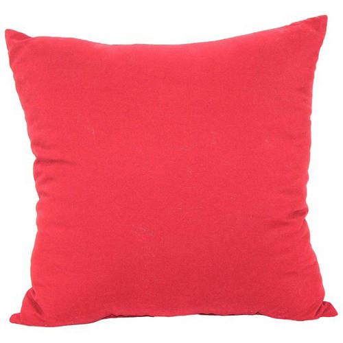 Mainstays Twill Brownstone Accent Pillow  Walmart.com