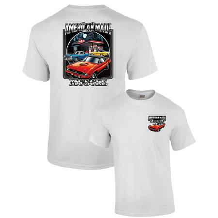 Dodge T-Shirt American Made Muscle