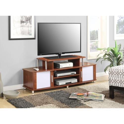Convenience Concepts Designs2Go Laguna TV Stand Cherry