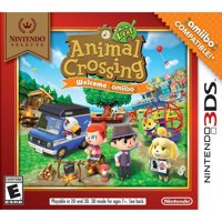 Deals on Nintendo Selects Animal Crossing New Leaf with Amiibo Card (Nintendo 3DS)