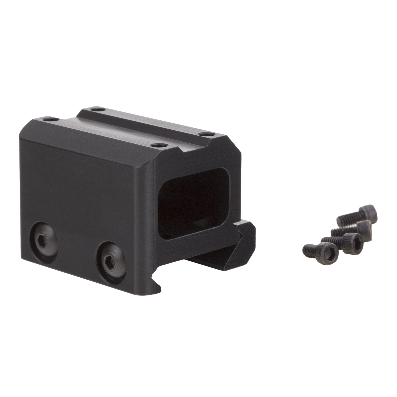 Trijicon Miniature Rifle Optic (MRO) Mount Lower 1 3 Co-Witness Adapter, Black by Trijicon