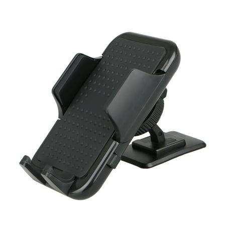 Plus Phone Cradle - Adjustable Car Dashboard Mount Phone Holder Cradle for Samsung Galaxy S9 S8 Plus S7 S6 Edge Note 9 8 5 LG V30 V20 V10 G6 G5