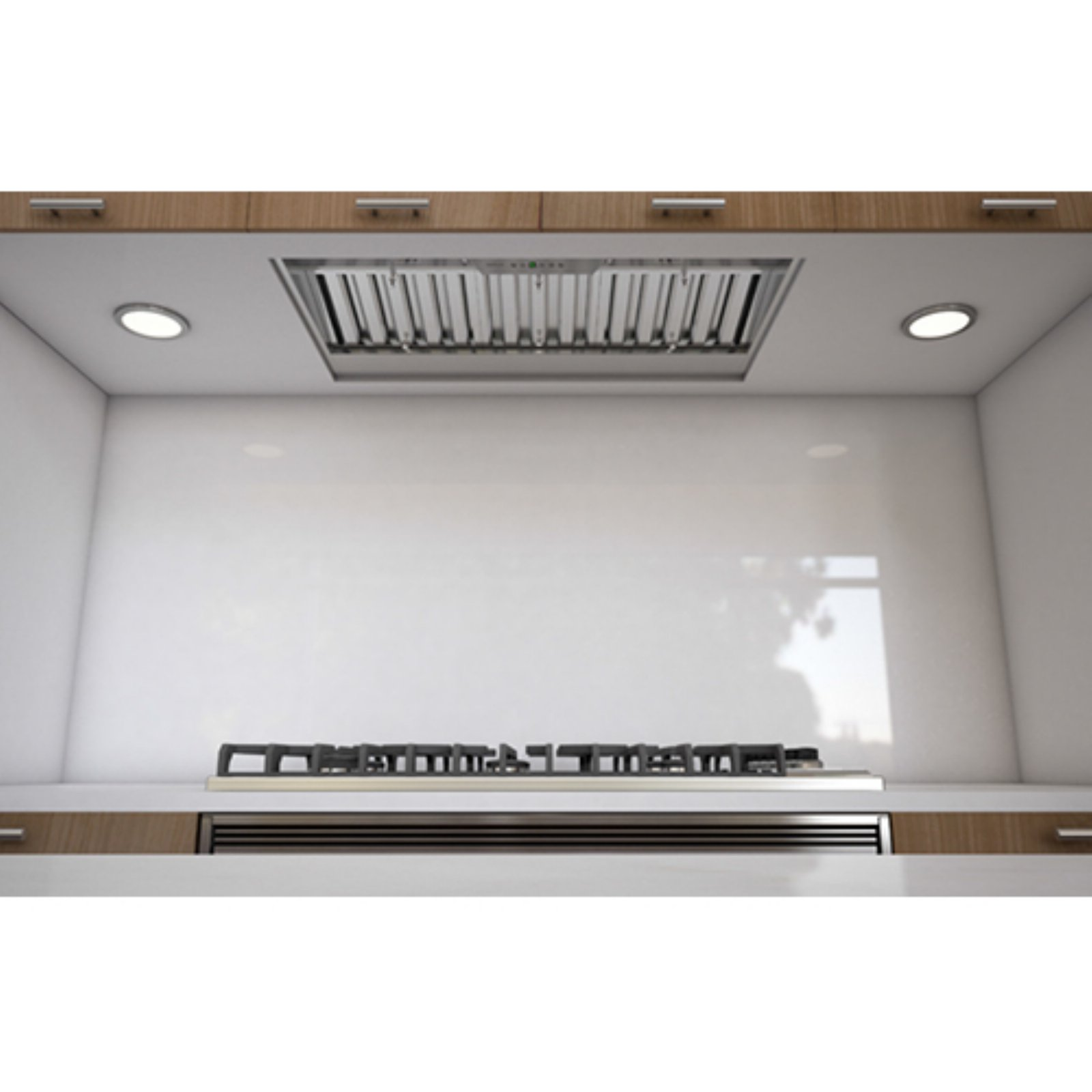 Zephyr 36W in. Monsoon I Insert Range Hood
