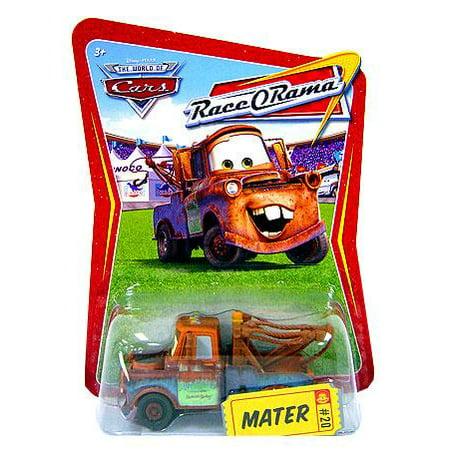 Disney Cars Race-O-Rama Mater Diecast - Maier Race