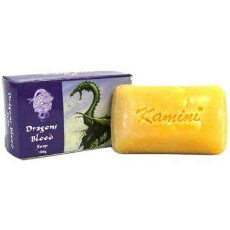 Raven Blackwood Imports Fragrance Incense Soap Dragons Blood Protection Sexuality Healing 100% Veg Based 100g Bar - Raven Bar Dc