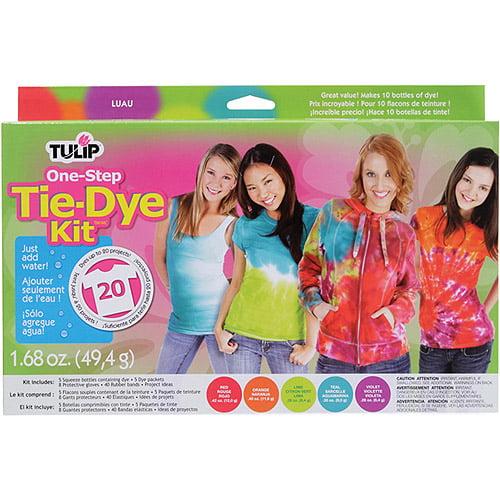 Tulip One-Step Tie Dye Kit, Large, Luau