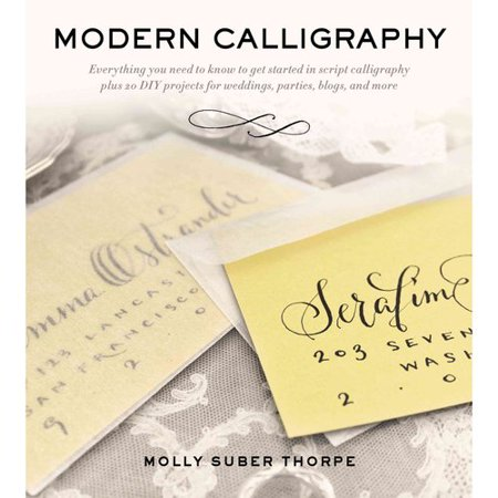 Modern Calligraphy Everything You Need To Know To Get