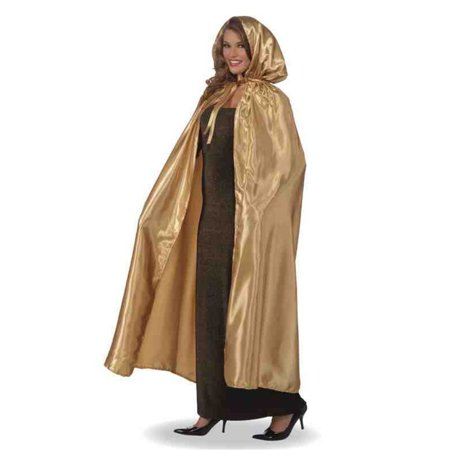 Forum Novelties Gold Masquerade Cape One Size Adult Costume