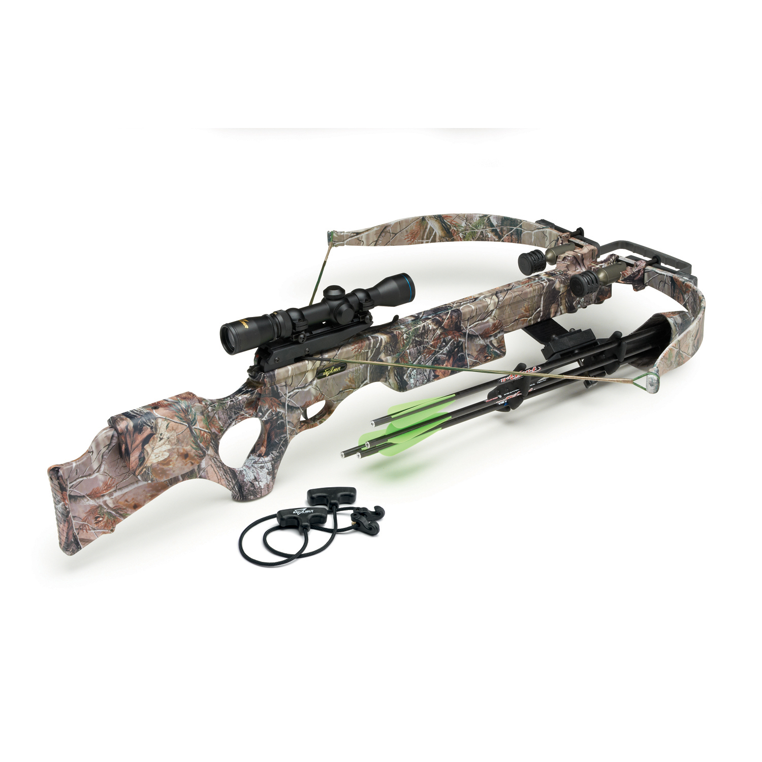 Excalibur Equinox Vari-Zone Lite Stuff Crossbow Package