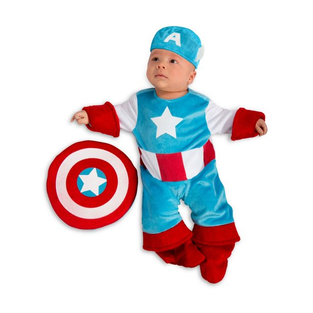 Halloween Marvel Captain America Infant Costume Walmart Com Walmart Com Try our free drive up service, available only in the target app. halloween marvel captain america infant costume