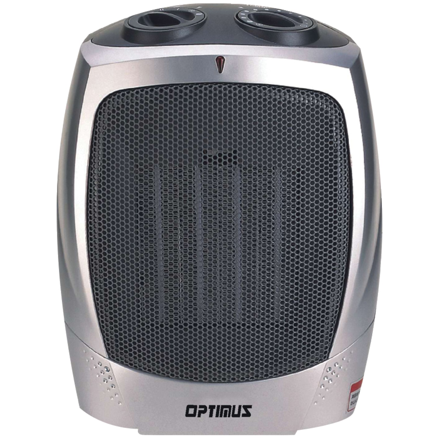 Optimus H-7004 Portable Ceramic Heater with Thermostat by Optimus