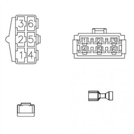 Radio Wiring Harness, New, John Deere, Case IH, New