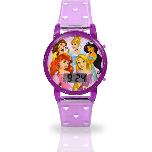 Kid's Princesses Watch, Rubber Strap