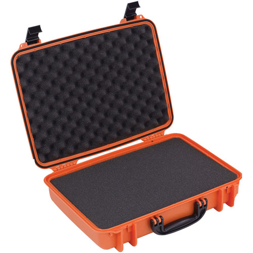 Seahorse SE-710 Hurricane Series Case with Foam (Orange)