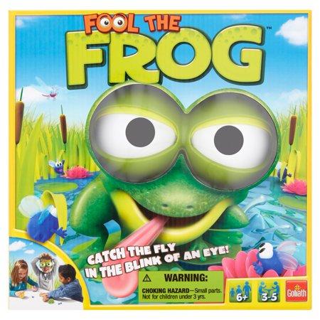Goliath Fool The Frog Age 6