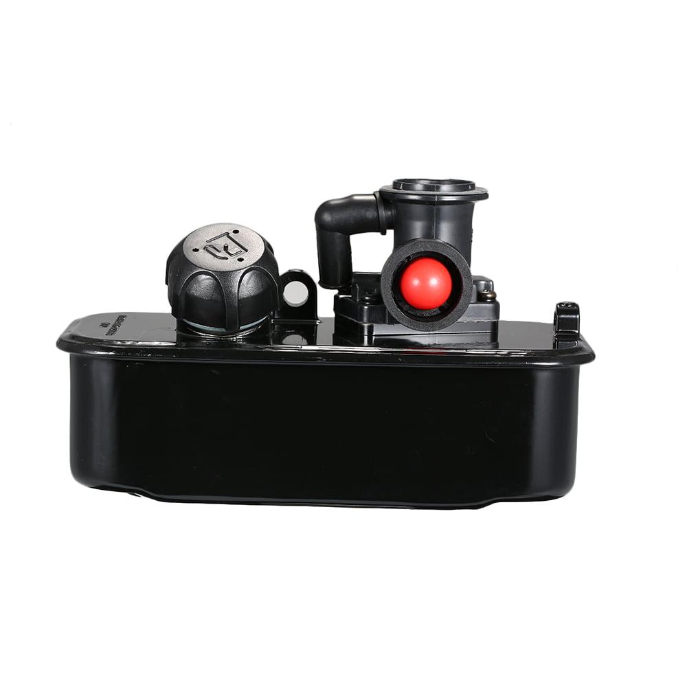 Mower Carburetor Fuel Gas Tank fit for Briggs /& Stratton 494406 498809 498809A