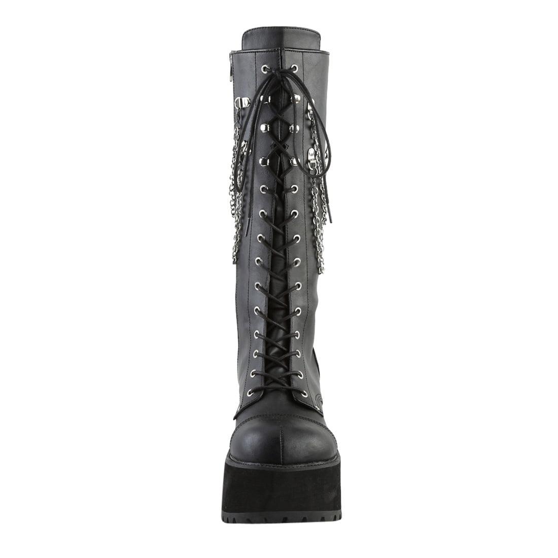 Men's Demonia Ranger 303 Platform Lace-Up Boot