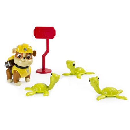 Paw Patrol Rubble and Sea Turtles Rescue Set