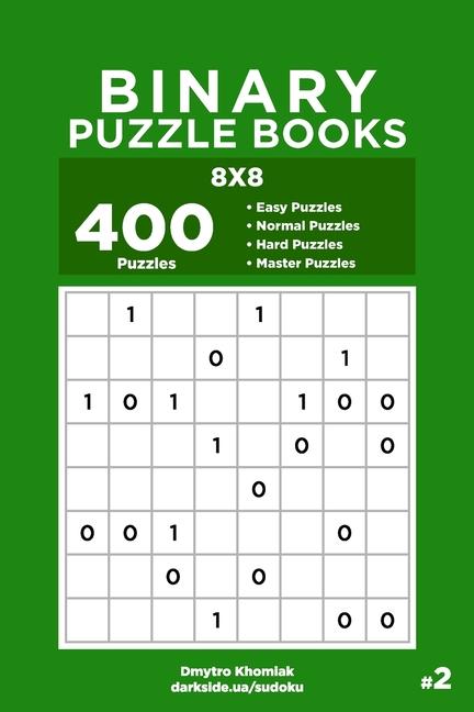 Binary Puzzle Books  Binary Puzzle Books