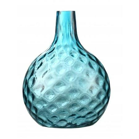 Globe Vase Ink, Blue - 42 x 34 x 34 in. - Pack of (Vase Globe)