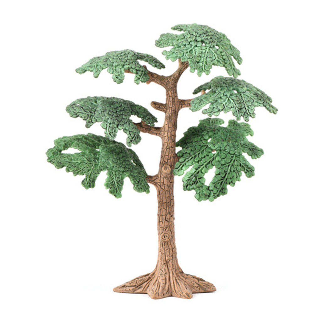 model railroads 10 Hostess Gifts Fairy Gardens Party Favors MINIATURE PINE TREES Doll Houses Five Inch Tall  Great for Weddings