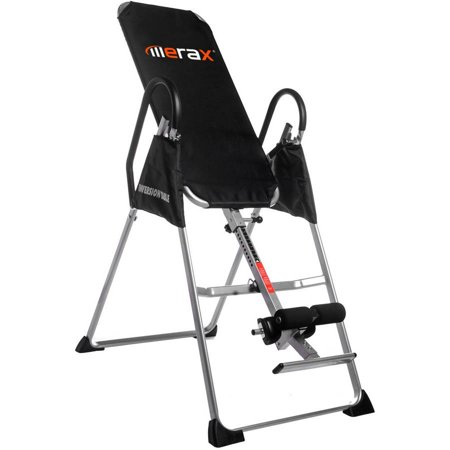 Merax folding back therapy inversion table gravity table for 1201 back therapy inversion table