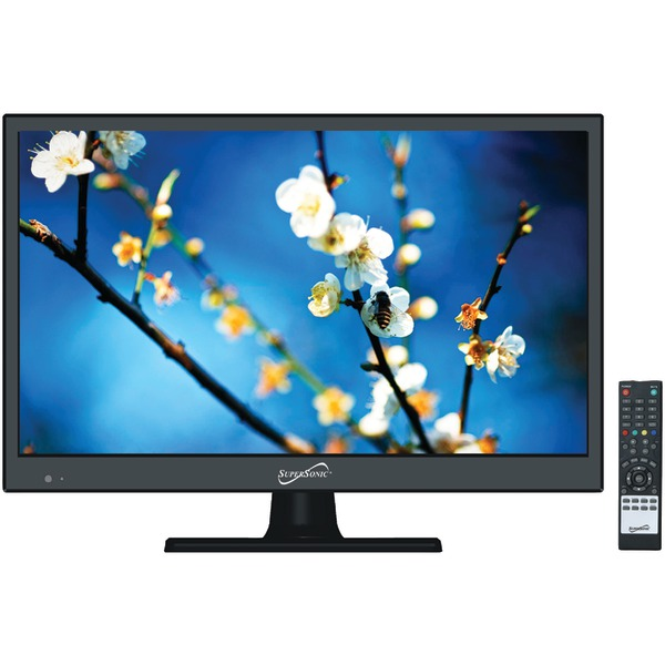 "Supersonic SC-1511 15.6"" 720p 16ms LED HDTV"