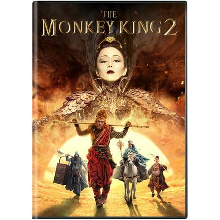 Monkey King: The Hero (DVD) (Monkey Go Happy Halloween Heart)
