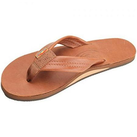 ab14497b7 Rainbow Sandals - Rainbow Sandals 301ALTS-TTTN-L  Class Single Layer  Classic Tan Brown Sandal (Large   7.5-8.5 B(M) US) - Walmart.com