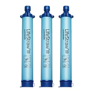 LifeStraw Personal Water Filter 3 Pack