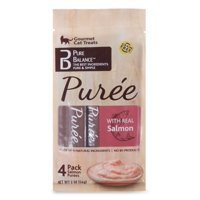 Pure Balance Pure with Real Salmon Gourmet Cat Treats, 4 count, 2 oz