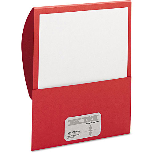 Smead Textured Stackit Folders, Letter Size, 10/Pack, Available in Multiple Colors
