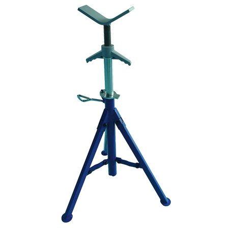 - Westward V-Head Pipe Stand, 1/8 to 12