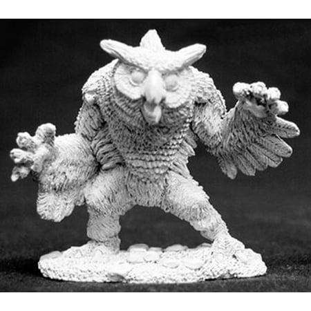 Reaper Miniatures Owl Bear #02690 Dark Heaven Legends Unpainted Metal RPG - Miniature Owl