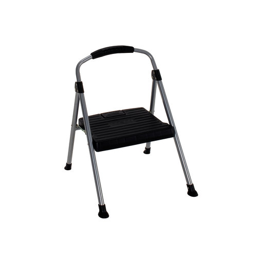 Cosco Steel Step Stool, 1 Step by Cosco