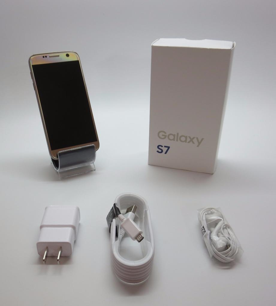 Samsung Galaxy S7 G930P (Sprint) Gold Smartphone